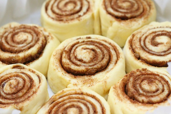 buns rolled