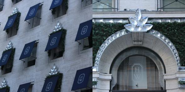 jeweled windows