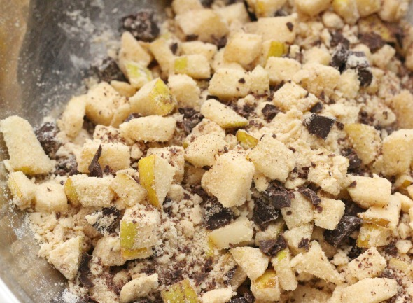 scones dry mixture