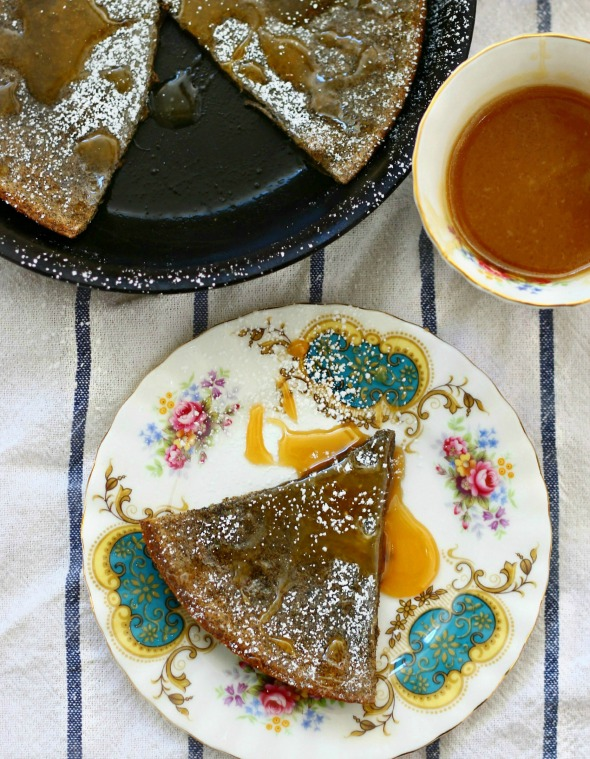 buckwheat baby with salted caramel2