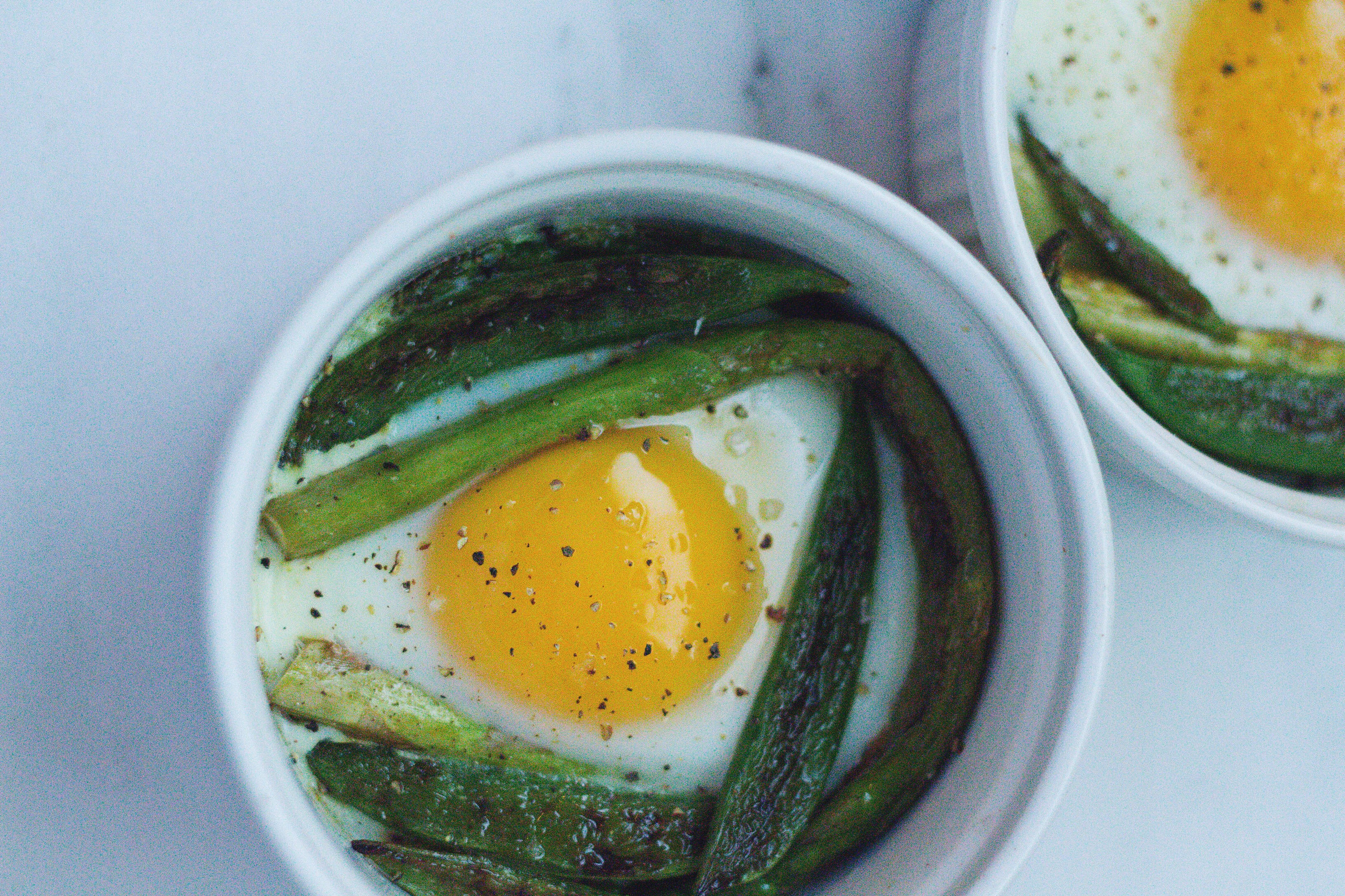 Baking Sugar Snap Peas Baked Eggs With Snap Peas