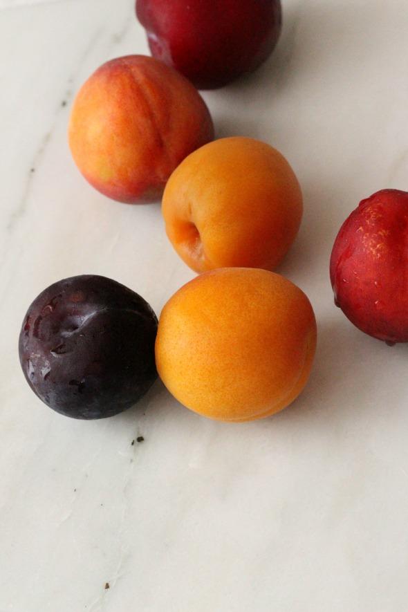 washed fruit