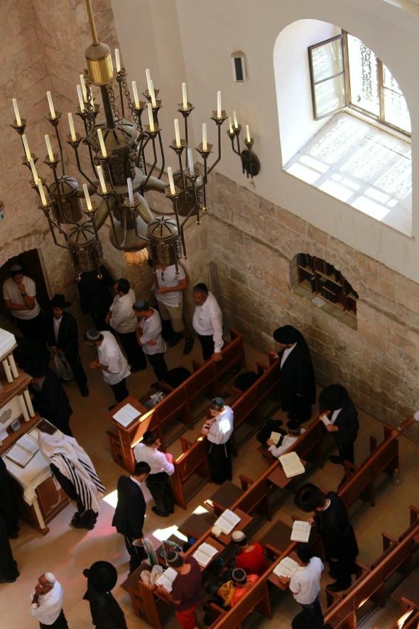 churvah synagogue