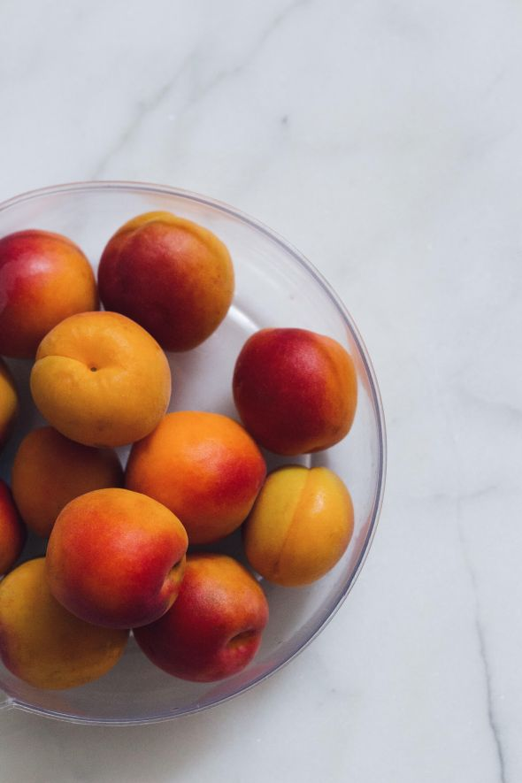 Small Batch Apricot Vanilla Bean Jam