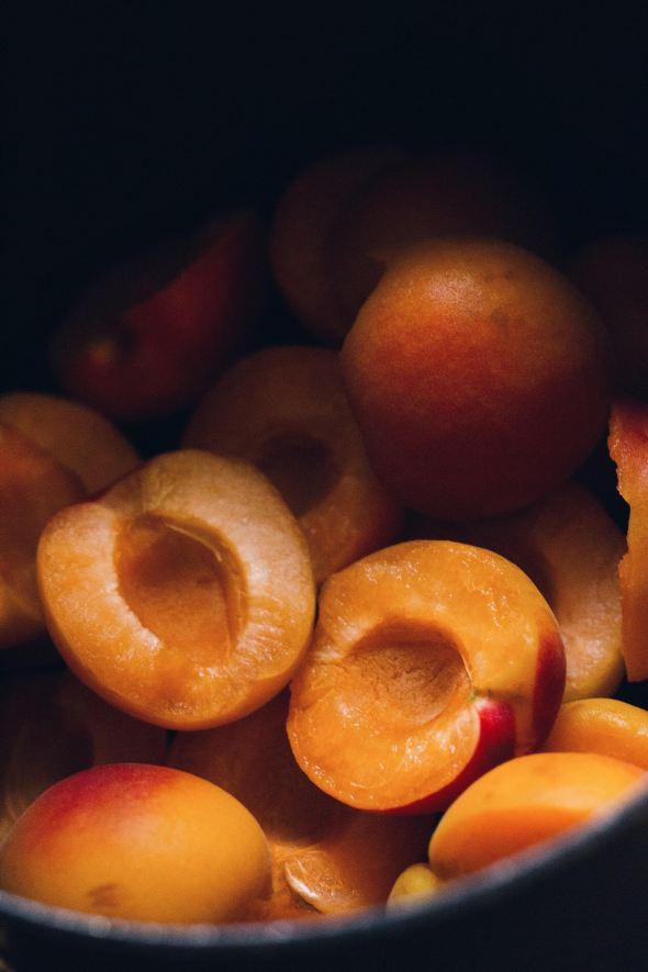 Small Batch Apricot Vanilla BeanJam