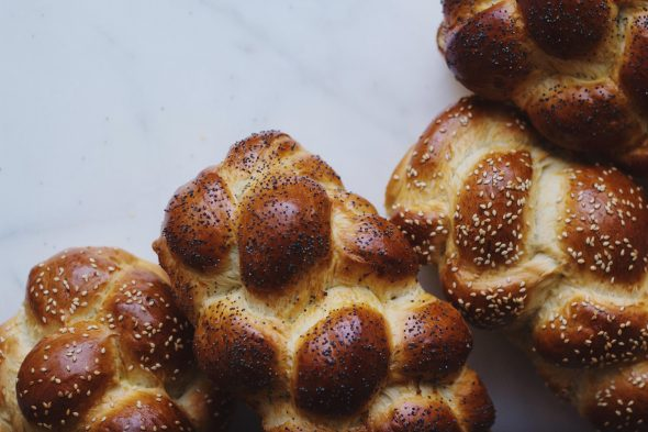 My Mother's Challah